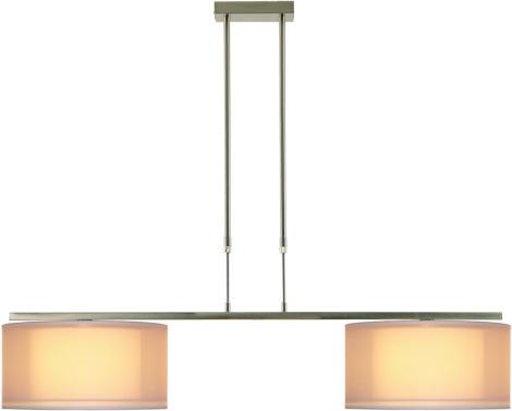Pendel frame tweelichts (exclusief kappen)