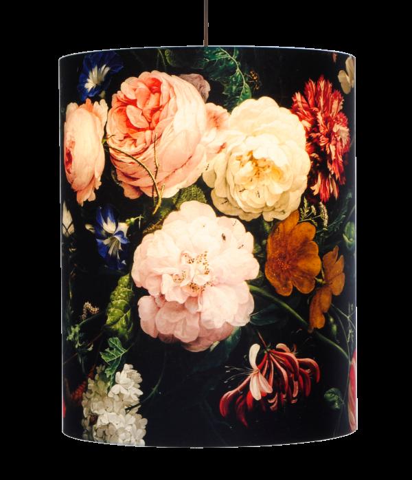 Lampenkap - Bloemen Stilleven
