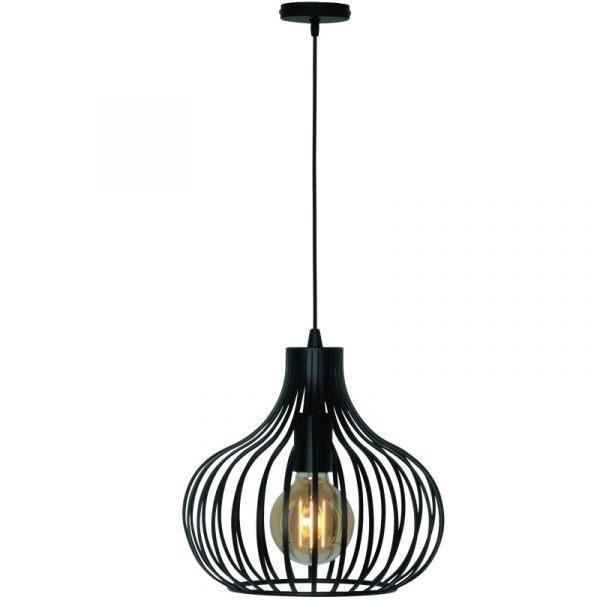 Morgana Hanglamp - Zwarte lamp