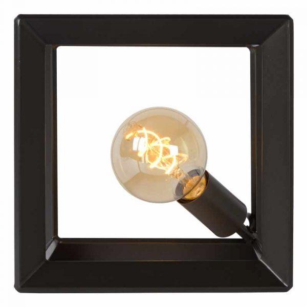 Vierkante tafellamp - Construction