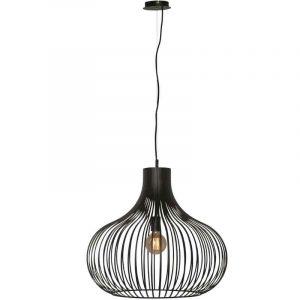 Morgana Hanglamp 60 cm - Zwarte hanglamp