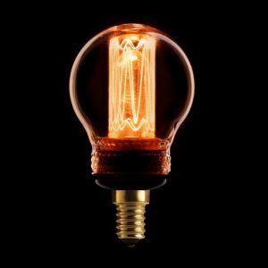 Kogellamp LED E14 - Vintage Kooldraadlamp 6-188170