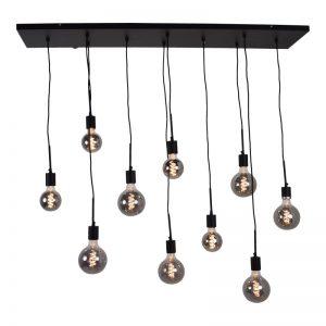 Hanglamp met meerdere peertjes - Bulby