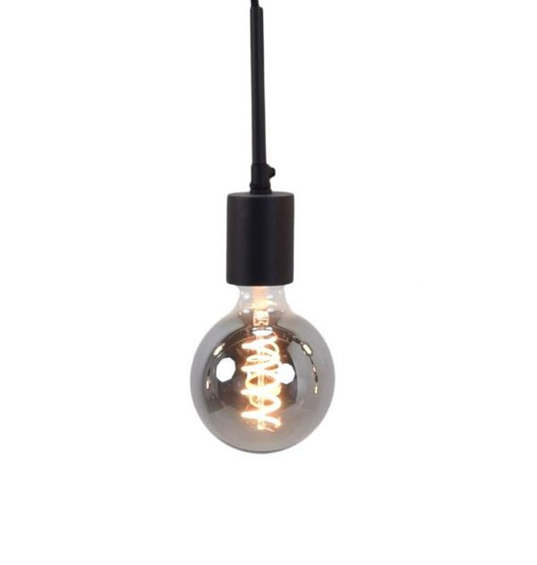 Bulby 7-lichts Hanglamp - Fitting met LED Lamp vintage