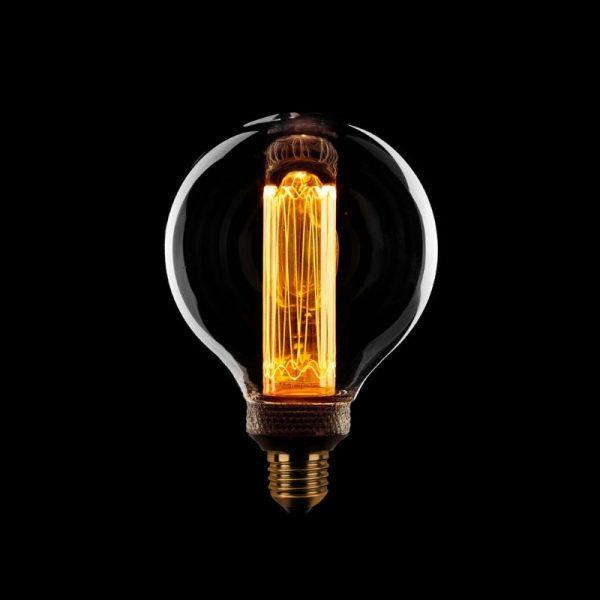 Kooldraad Lamp Helder Globe - klein