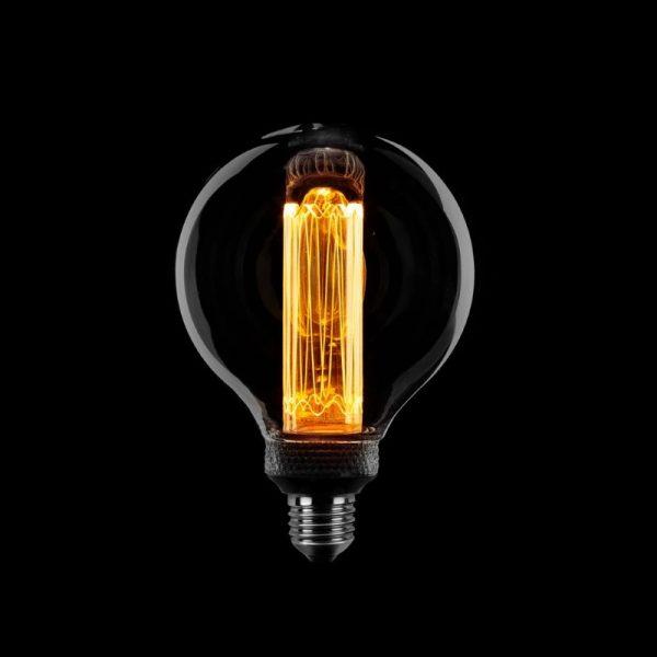 Kooldraad Lamp Globe LED 95 mm