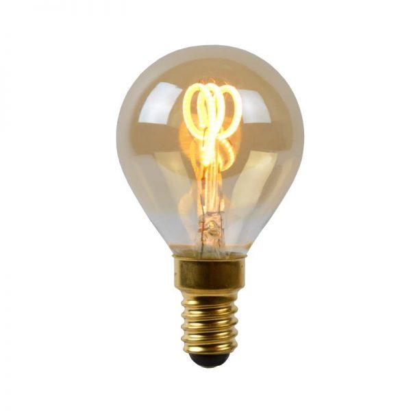 Lucide Kogel LED Lamp E14 fitting 49046/03/62