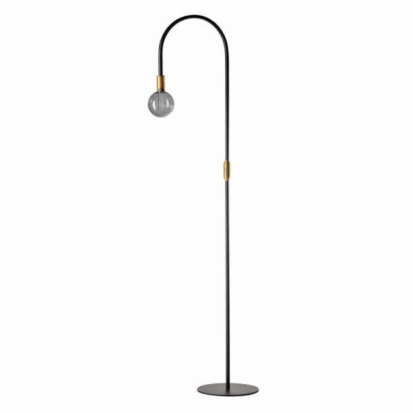 Industriele Vloerlamp - Rene