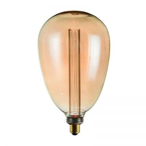 Ballon XXL LED Lamp - Kooldraad Amber