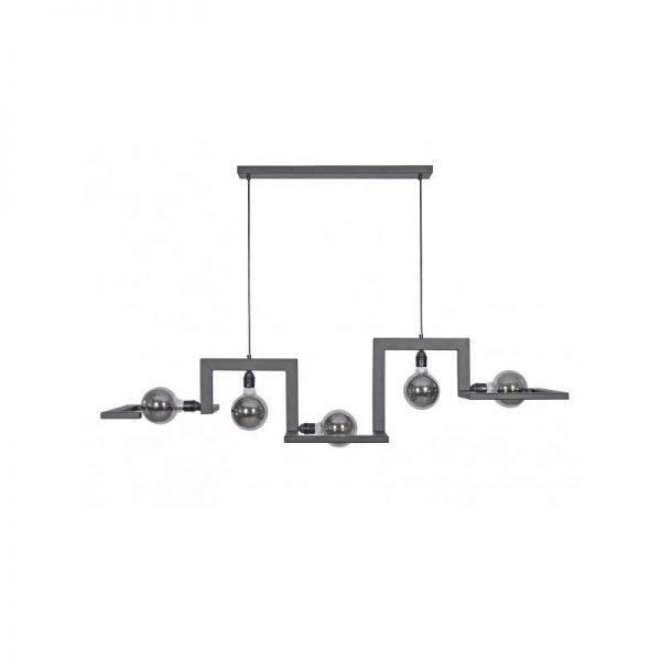 Hanglamp Tortona (Ztahl - 9510-9005)