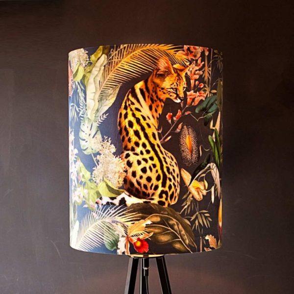 Lampenkap Jungle - Bobcat Kat