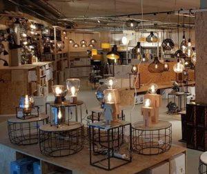 Lampenwinkel in Maastricht