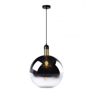 Lonne Hanglamp 40 cm - Smoke glass (rookglas)