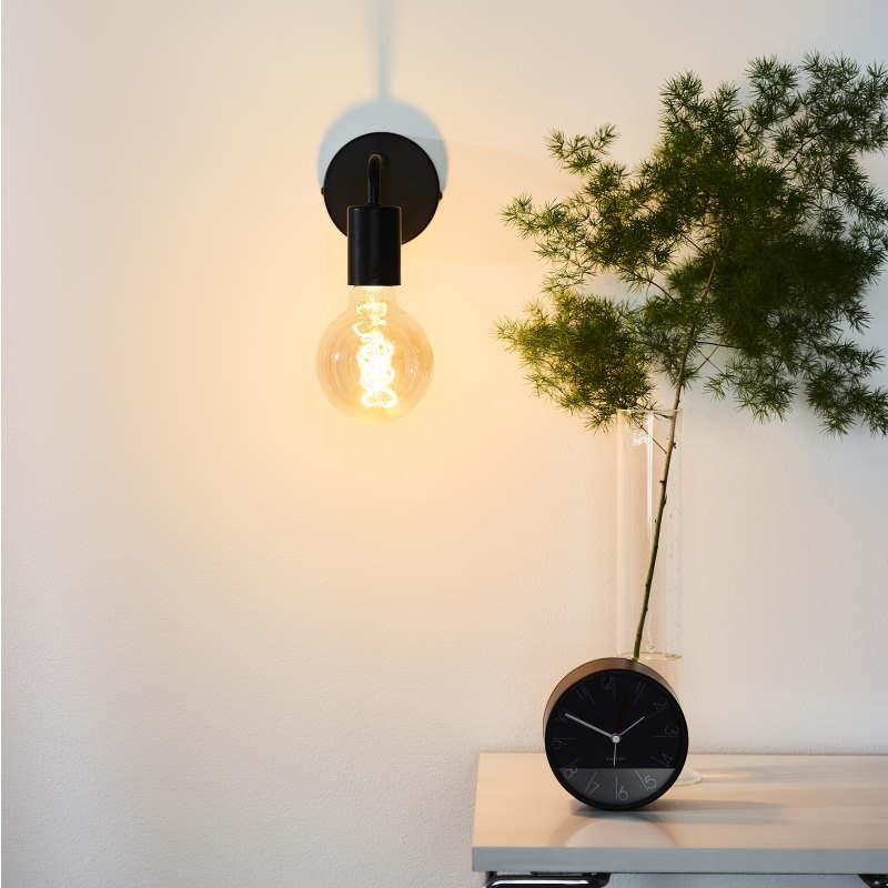 Steady Bow Wandlamp met lamp
