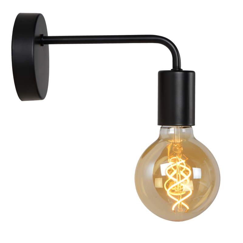 Industriele Wandlamp - Steady Bow