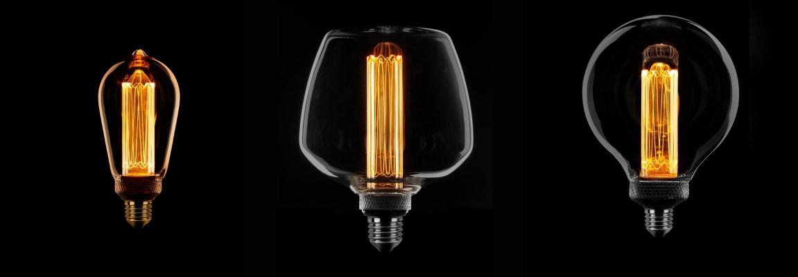 LED Lamp - 3 staps dimbaar zonder dimmer