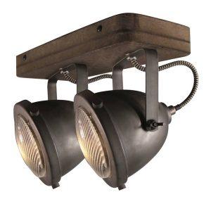 spot-hout-metaal-zwart-retro-industrieel-2-lichts