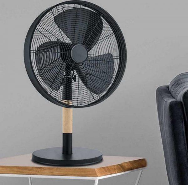 ventilator industrieel tafelmodel viking