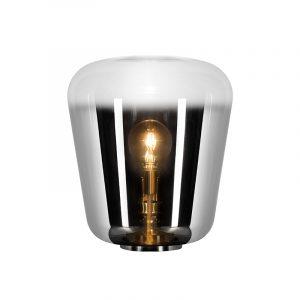 Bert Tafellamp Rookglas