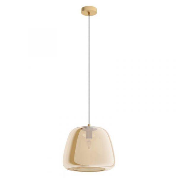 Hood Hanglamp Amber