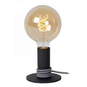 Charlotte Tafellamp Zwart