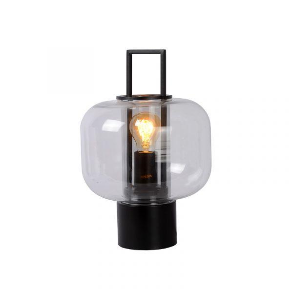 Britt Tafellamp Zwart