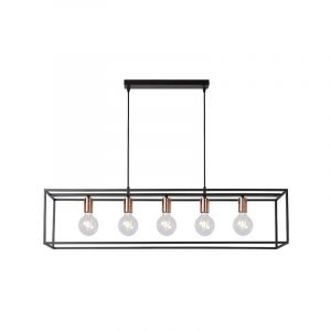 Arthur Hanglamp 5-Lichts