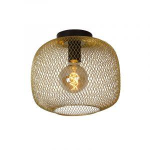 Cage Plafondlamp 30 cm Goud