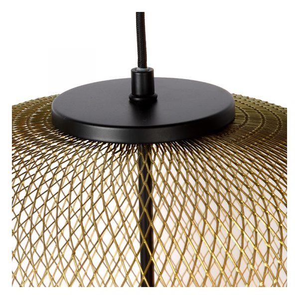 Cage Hanglamp 35 cm Goud
