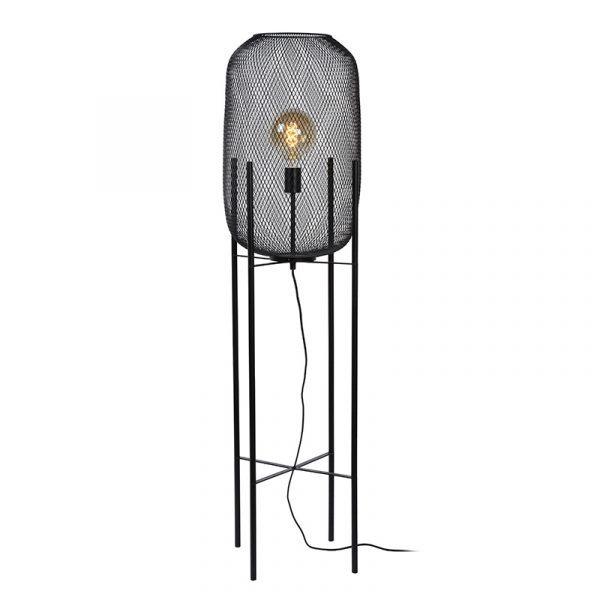 Cage Vloerlamp 35 cm Zwart