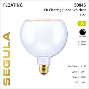 Floating 125 led
