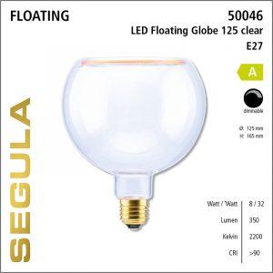 Floating 125 led