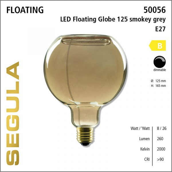 Floating 125mm Rookglas
