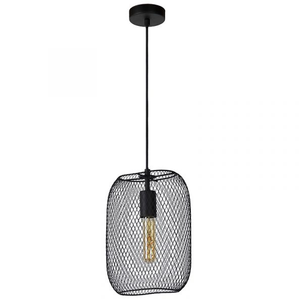 Cage Hanglamp Ovaal