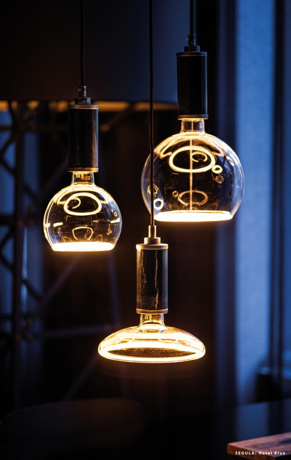 Segula floating helder lichtbron