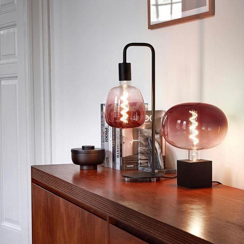 Calex Kiruna Boden Bruin Lamp