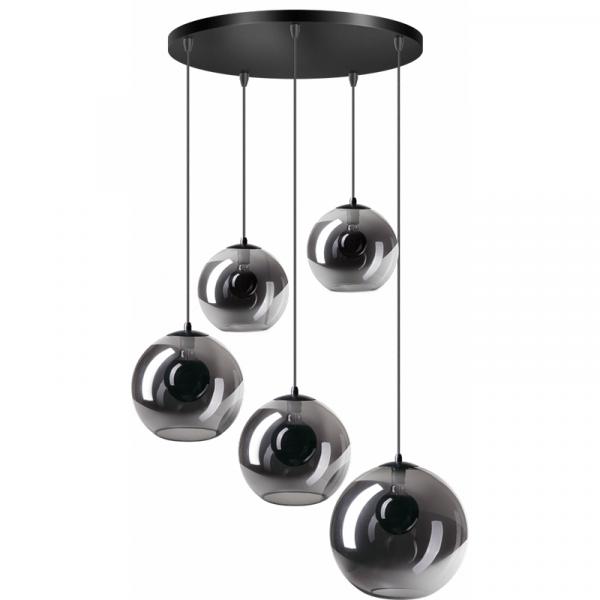 Peter Hanglamp 5-Lichts Rond