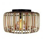 Macca Plafondlamp 40cm Rotan