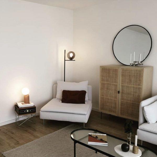 Indy vloerlamp minimalistisch