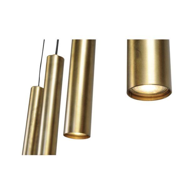 Run_hanglamp_5-lichts_antique_brass_lampencompleet_