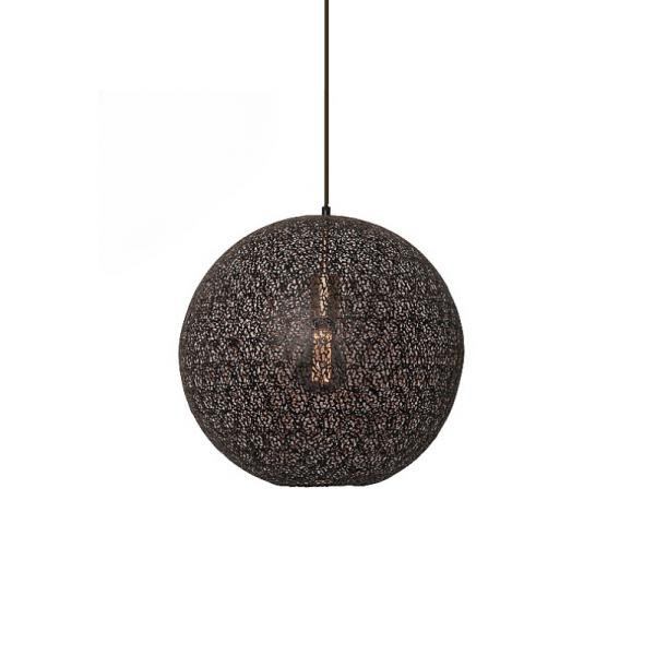 moon hanglamp 30 cm lampencompleet