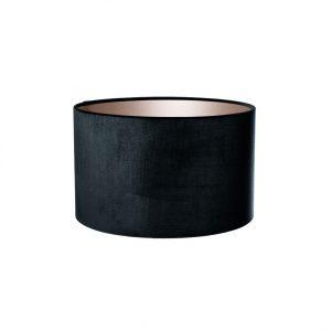 velvet_lampenkap_32x20cm_zwart