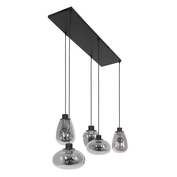 Reflexion_hanglamp_5-lichts__lampencompleet